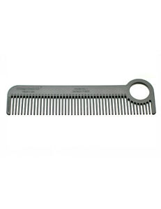 Chicago Combs No. 1 Carbon Fiber Hair Style Styling Barber Barbers Comb