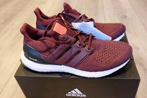 Adidas Ultra Boost Ltd Burgundy BNIB UK 7