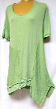 plus sz S / 16 TS TAKING SHAPE In A Line Top soft stretch light slouch comfy NWT