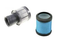 HOOVER FD22 Freedom T113 Post Motor Washable Exhaust Vacuum Filter & Mesh Shroud