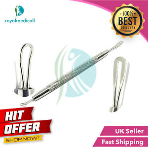 Whitehead & Blackhead Facial Acne Pimple Extractor Comedone Remover Small Tool
