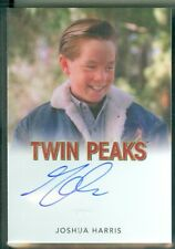 Twin Peaks Archives 2019 Joshua Harris as Nicky Needleman Autograph Card  (1)