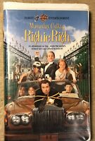 1994 WB Richie Rich VHS Clamshell Case Macaulay Culkin Free Ship