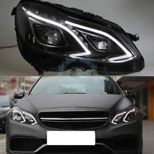 Car Right&Left Headlight For Mercedes Benz E-class w212 e200 e260 e300 2014-2015
