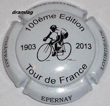 Capsule de Champagne : Extra  !!! CHATEAU LOURDEAUX ,Tour de France 2013, n°20a