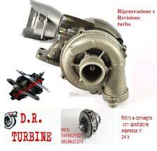 TURBINA TURBOCOMPRESSORE 53039700146 MINI COOPER S R55 R56 R57 REVISIONATO