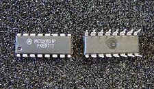 MC10H101P Motorola Quad OR/NOR Gate, DIP-16, Qty.2