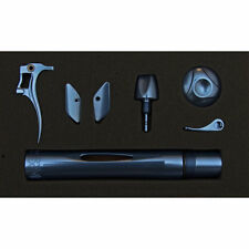 Sp Shocker Rsx Accent Color Kit - Gloss Gunmetal - Paintball