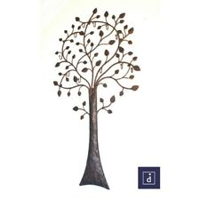 Wandgarderobe, garderobe BAUM - kunstschmiede. Handmade coat rack. BIG tree