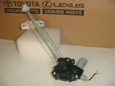 88-91 Honda Civic OEM rear left driver side power door lock motor actuator 4d