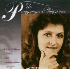 Ute PruggmayerPhilipp - Plays Bach Franck Liszt [CD]