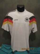 maillot shirt GERMANY ALLLEMAGNE RFA VINTAGE 1990-1992 jersey maglia foot