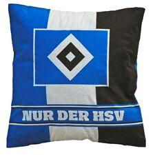 """HSV  Kissen  """"Nur der HSV"""" Hamburger SV 38 x 38 cm"""
