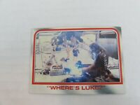 1980 Topps Star Wars The Empire Strikes Back Series 1 #14 Single Base Card