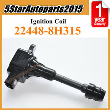 Ignition Coil 22448-8H315 fits Nissan Altima Sentra 2.5L X-Trail T30 Primera P12