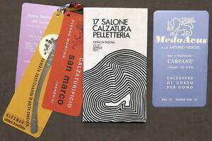 Catalogo Ufficiale - 17° Salone Calzatura Pelletteria - 1971 - Fiera Padova