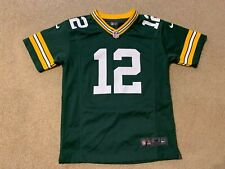 New listing Green Bay Packers Aaron Rodgers Nike Jersey Size Youth Medium MINT!!!