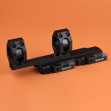 Ohhunt Hunting Scope 25.4 30mm Rings QR Extended Cantilever QD Picatinny Mounts