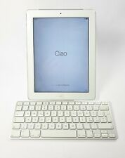Apple IPAD 3 Wifi+4G MD396TY/A 16 GB White A (Excellent) C/Keyboard Dock OEM
