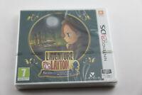 Jeu L'AVENTURE LAYTON sur Nintendo 3DS Version française Neuf New
