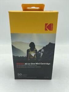 Kodak all in one mini cartridge. MC-50.  50 sheets