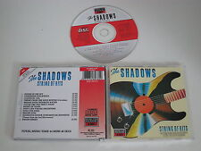THE SHADOWS/STRING OF HITS(MFP CDMFP 5724) CD ALBUM