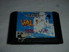 SEGA GENESIS GAME VALIS III CARTRIDGE ONLY VINTAGE CART JVC XEYE RENOVATION RARE