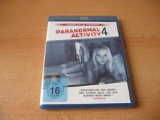 Blu Ray Paranormal Activity 4 - Extended Cut & Kinoversion