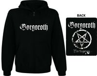 GORGOROTH M-L-XL-XXL NEW HOODIE SWEATSHIRT immortal marduk dark funeral behemoth