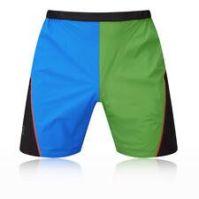 OMM Hombre Kamleika Shorts Pantalones Cortos Negro Azul Verde Correr Deporte