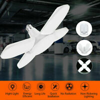 60 Watts 4+1 Blades E27 Deformable LED Garage Light Adjustable Shop Ceiling Lamp