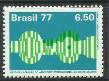 Mint Never Hinged/MNH Aviation Brazilian Stamps