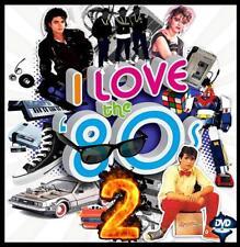 I Love The 80s 2 - Non Stop Dj Video Mix - 98 Minutes of Classic Hitz!!! 80s Mix
