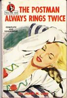 The Postman Always Rings Twice by Cain, James M. Paperback Book The Fast Free