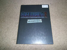 Dead Rising 2 (XBOX 360, PC) Prima Collector's Edition Strategy Guide*Brand New