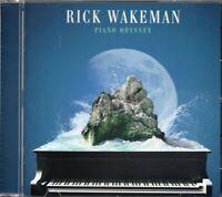 Rick Wakeman - Piano Odyssey (2018 CD) Feat. English Chamber Choir & Brian May