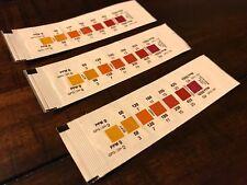 HARD WATER TEST STRIPS