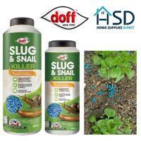 Doff Slug Snail Killer Mini Blue Pellets Effective Organic Garden Pest Control