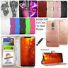 For Nokia 8 8.1 Phone Case Wallet Cover Leather Book Stand + Screen Protector