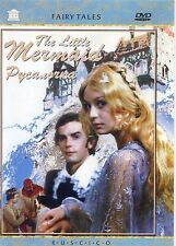 DVD NTSC  РУСАЛОЧКА RUSALOCHKA The Little Mermaid russian Fairy Tales Ruscico