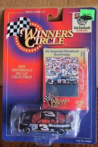 1991 Dale Earnhardt #3 GM Goodwrench Chevy Lumina 1/64