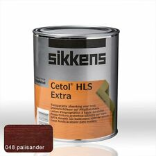 Sikkens Cetol HLS Extra palisander 1l - Holzschutz Lasur Holzlasur