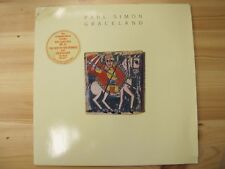 "WARNER BROS 925 447-1 12"" 33RPM '86 PAUL SIMON ""GRACELAND"" EX"