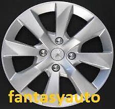 Peugeot 207 208 307 308 Set 4 Pezzi Borchie Coppe Ruota Copricerchi 15'' 5615/5