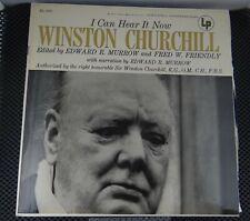 Winston Churchill – I Can Hear It Now (Columbia Masterworks – KL 5066)