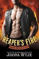 Reaper's Fire (Reapers Motorcycle Club) by Wylde, Joanna in Used - Like New