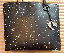 Kate Spade Kearny Street Grecia Navy Celestial Shoulder Bag