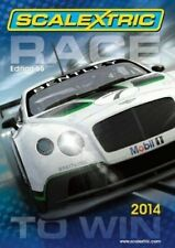 Scalextric C8177 Catalogue 2014 55th Edition