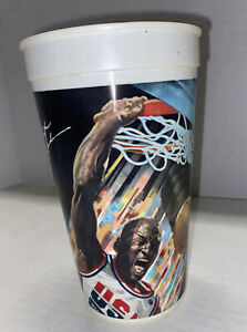 Vintage Michael Jordan 1992 Olympic Dream Team McDonald's Cup Chicago Bulls