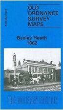 MAP OF BEXLEY HEATH 1862